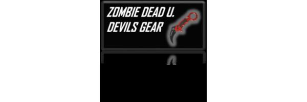 Zombie Dead u. Devils Gear