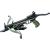 Armbrustpistole Alligator grün