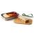 Edelstahl Sandwichbox klein 900 ml