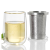 Teeglas mit Teefilter FUSION GLASS
