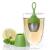 Schwimmendes Tee-Ei FLOATEA grün